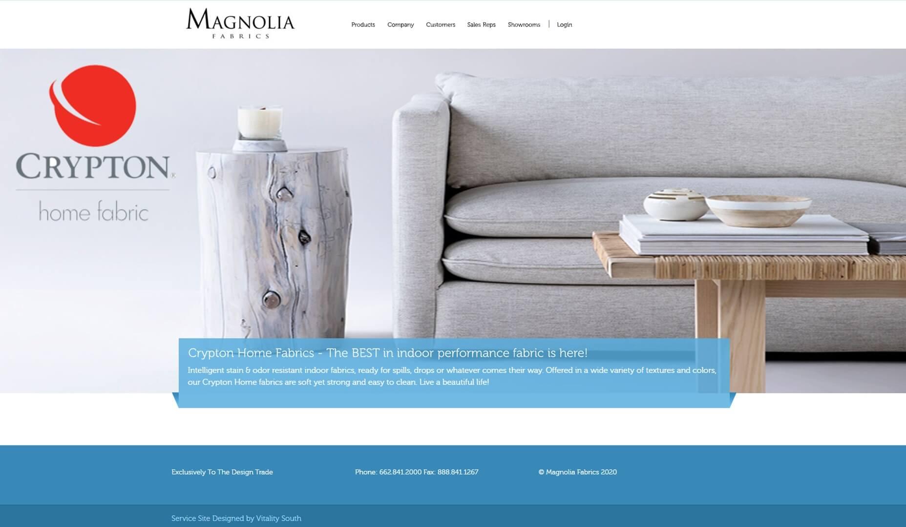 magnolia fab