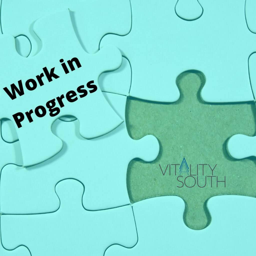 Work in Progress business blog